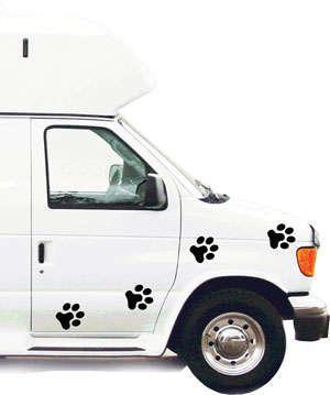 furgoneta peluqueria canina
